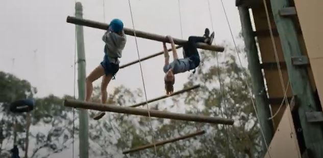School Camps with Outward Bound